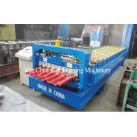 Buy cheap Square Corrugated Roofing & Walling Roll Forming Machine product