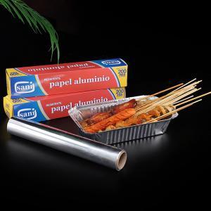 Buy cheap 99.9% Pharmaceutical 8011-O Aluminium Blister Packaging Foil product