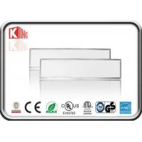 Buy cheap 3000K 2800LM SMD led flat panel light 600 * 600 for Commercial Purpose product