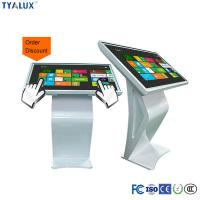 Buy cheap 1080P 47 Inch Floor Stand IR Touch Screen LED Backlight Panel Digital Signage product