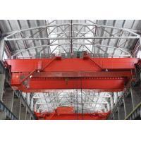Buy cheap QD Double Girder EOT Crane Bridge Crane , Heavy Duty Lift Equipment 10 Ton - 550 Ton from wholesalers