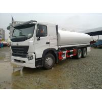 Buy cheap High Power Fuel Tank Semi Trailer WD615.69 Engine 336hp 9.726L 251 - 350hp from wholesalers