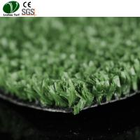 Buy cheap Synthetic Fake Grass Tiles High Density product