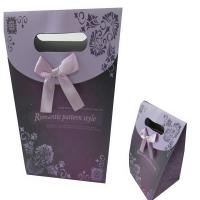 Buy cheap art paper luxury gift bag product