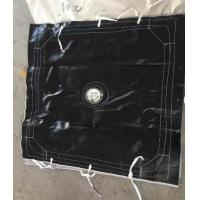 Buy cheap Filter Glass Fiber Woven Air Filter Cloth / Black Filter Fabric With Ptfe Membrane product