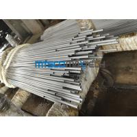 Buy cheap SAF2507 / 1.4410 Duplex Steel Tube 1 / 2 Inch 12SWG For Pipelines product