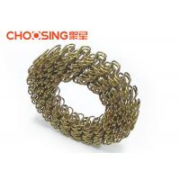 100ft Roll Continuous Zig Zag Springs 9 Gauge Serpentine Upholstery Springs Customized Size