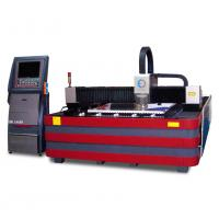 China High Performance Sheet Metal Laser Cutting Machine For Stainless Steel / Aluminium on sale