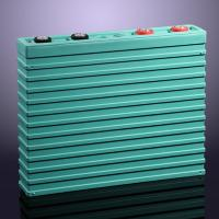 Buy cheap 3000 Cycles 400ah Lifepo4 Lithium Ion Battery Packs For Marine / Electric Boat product