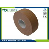 Buy cheap 2.5cmx13.7m Latex free zinc oxide athletic rigid strapping tape rayon sport tape to limit joint movement product