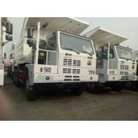 Buy cheap 50ton mine truck HOWO Sinotruck 50tons mining tipper truck product