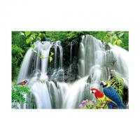 Buy cheap Large Size PET 3D Lenticular Printing Poster Of Waterfall Scenery Theme product