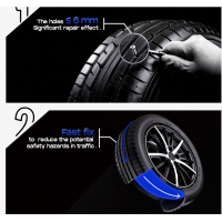 Buy cheap Emergency 450ml Puncture Seal Tire Inflator Car Tyre Sealant With MSDS product