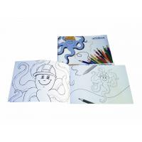 Buy cheap A5 Landscape Coloring Books For Children Painting , Children's Books product