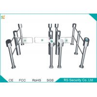 Buy cheap Automatic Turnstile Supermarket Swing Gate Disabled Access Turnstile product