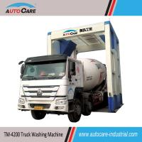 Buy cheap Automatic Touchless Container Truck Washing Machine, High pressure bus wash equipment product