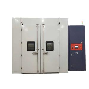 Buy cheap IEC Constant Temperature Humidity Walk In Stability Chamber 24m3 product