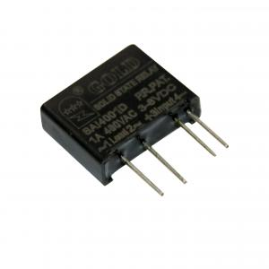 Buy cheap SSR6AA 2500VAC  Isolation 12v Dc Solid State Relay product
