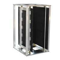 Buy cheap Common Type SMT ESD PCB Magazine Rack Heat Resistant ML-7065 For SMT Line from wholesalers