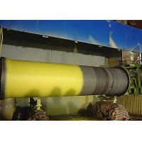 Buy cheap EN15655 Ductile Iron Pipe Polyurethane Lining K9 Class With Unit Length 6m 5.7m product
