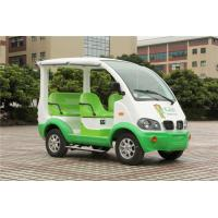 Buy cheap Hotel Electric Club Car Electric Golf Cart 4 Wheel 4 Seat With CE Certificated product