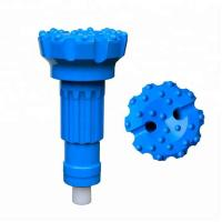 Buy cheap QL60 DHD3.5 Cop64 SD6 Mission60 DTH Drill Bits Rock Boring In Blue Color from wholesalers