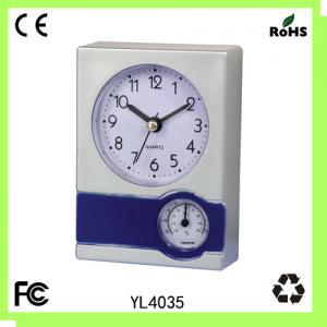 Buy cheap Plastic gift clock/wall clock/square clock/lcd clock from wholesalers