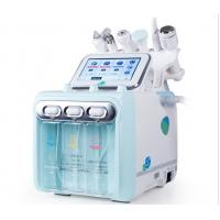 Buy cheap Professional Universal Ultrasonic Water Hydra Facial Machines With 6 Handles from wholesalers