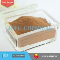 Buy cheap pH 9-10 Yellow Color Lignin as Water-Reducing Additive Sodium Ligno Sulphonate product