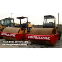 Buy cheap 25.8 Kg / Cm Second Hand Road Roller Smooth Drum Type 5677 X 3500 X 3402 Mm product