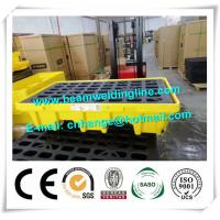 Buy cheap Safety Fire Resistant File Cabinet Spill Pallet Chemical Spill Containment Deck from wholesalers