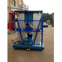 Buy cheap Telescopic Mobile Elevated Working Platforms 480kg Weight 1.98m Height from wholesalers