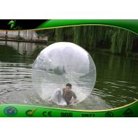 Buy cheap Durable PVC Giant Inflatable Water Balloon , Inflatable Sports Ball For Water Park product