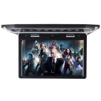 Buy cheap High Resolution Motorized LCD Monitor 12 Inch HD LED Flip Down BUS Roof TV Monitor product