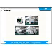 China Home Ambulance Patient Monitoring Equipment , Automated Portable Vital Sign Machine on sale