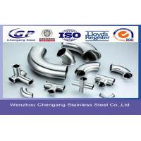 Buy cheap 310S Long Radius Stainless Steel Elbow 180°/ 90°, ASTM A403 , Annealing product