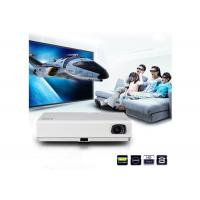 Buy cheap 1080P LED Android Mini Projector With Wifi  , 3000 Lumens Bluetooth Video Projector product