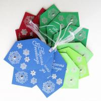Buy cheap sticker hang tags product