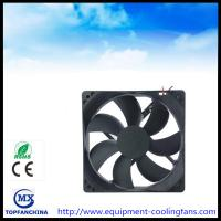 Buy cheap 12025 / 12V 24V 48V Cooling DC Brushless Fan For Computer Case Chassic And CPU from wholesalers