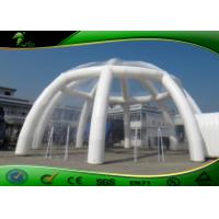 Buy cheap Wind Resistant Inflatable Bubble Tent , Outdoor Camping Air Supported Structures Bubble product