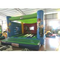 Buy cheap Attractive Blow Up Jump House 0.55mm Pvc , Outdoor Games Toddler Bounce House product