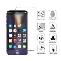 Buy cheap Anti Shatter 9H iPhone Tempered Glass Screen Protector 2.5D Round Angle product