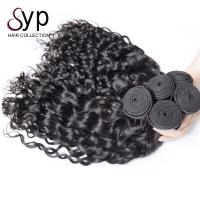 China Relaxing Real Cambodian Brazilian Remy Hair Extensions Water Wave Texture on sale