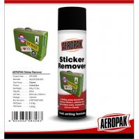 Buy cheap Safe Industrial Cleaning Products , Car Window / Paste Sticker Remover Spray product