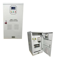 Buy cheap Over Current Protection 150KVA Compensated Voltage Regulator AVR Stabilizer product