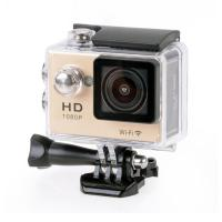 2016 newest design HD 1080p helmet ski video action cameras with wifi N9 professional Camc
