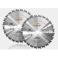 Buy cheap ATB 250x24T Ripping TCT Saw Blade 50mm Thick With Anti Kick Back Shoulder product