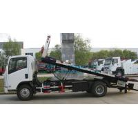 Buy cheap 5 ton car carrier flatbed wrecker tilt tray kits product