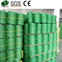 Buy cheap Soccer Artificial Grass Yarn / Artificial Synthetic Grass SGS CE Certificate product