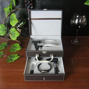 Buy cheap Double-Deck Six-Pieces Rabbit Wine Opener Set (EC156) product